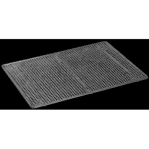 Σχάρα  γλυκών με πλέγμα 43x30,5cm INOX